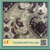 Tissu de tapisserie d'ameublement de Chenille de jacquard pour le sofa et les meubles
