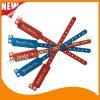 Kundenspezifische Unterhaltungs-Vinylplastik-Identifikationwristbands-Armband-Bänder (E6060B12)