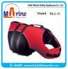 maglia di vita del cane di colore rosso di 210d Oxford