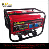 LPG Gasoline Petrol Powered Portable Generator 2.2kVA 5kVA Price