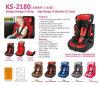 안전 아기 어린이용 카시트 Ks-2180 ECE R44/04 공급자 제조 Factorty 제작자 벨트 클립 유럽 기준 방석 중국은 첫째로 승압기 유아 유아 Isofix를 덮는다