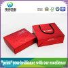 Caja de papel cosmética UV con la bolsa de embalaje portátil