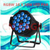 18PCS 10W Not Waterproof LED PAR Dsco Effect Lighting