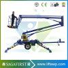 12m 16m rebocável Móvel Antena Rebocado Homem equipamento de elevação