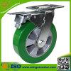 Het totale Polyurethaan Wheel&#160 van de Bever van de Wartel van de Rem Op zwaar werk berekende;