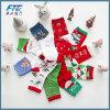 Qualitäts-Frauen-Weihnachtskarikatur-Form-Baumwollwinter-Socken
