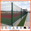Metallo di recinzione di obbligazione della barriera di sicurezza che recinta la rete fissa del ferro