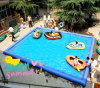 PVC Tarpaulin Inflatable Swimming Pool Water Toy Durable 0.9mm