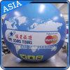 L'hélium ballon géant personnalisé bleu avec l'impression numérique couleur