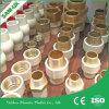 Encaixes de tubulação da resina da programação 40 CPVC de ASTM D2846 para a fonte de água
