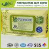 100% biodegradierbares Baby Wipes mit Bamboo Fiber