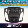 Witson Windows para Ford Focus 2015 Auto DVD