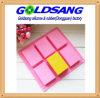 6 moule silicone Rectangle Handmake Soap &moule à gâteau moule bricolage