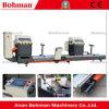 Taglio di macchina di alluminio di CNC della parete divisoria