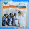 Plástico impresso a Cores Personalizadas de PP L pasta de Arquivo Shape