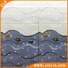 Nette Karikatur-Art-Seewellen-keramische Wand-Fliese für Kindergarten