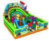 Neue Entwurfs-Tierpark-aufblasbare Vergnügungspark-Spaß-Stadt-aufblasbarer Spielplatz