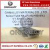 No2200, tube du nickel No2201/pipe purs avec du temps rapide de Delivey