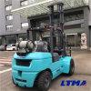 La Chine de haute qualité de 6 tonnes 5 tonnes de l'essence/GPL Chariot élévateur à fourche