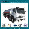 Caminhão do tanque de petróleo 25000L de Sinotruk HOWO 12-Wheeler