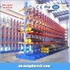 Soutirages cantilever bras double palette Rack de stockage de l'entrepôt