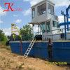 Hydraulischer beweglicher Fluss-Sand-Scherblock-Absaugung-Bagger-Pumpen-Verkauf