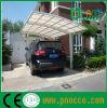 Легкая сборка из алюминиевого сплава Carports из поликарбоната (245КПП)