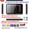 Auto-LKW des Soemwince-5.0  Marine-GPS-Navigation mit FM Übermittler, Handels-in der hinteren Kamera, Hand-GPS-Navigationsanlage, Bluetooth für Handy, TMC-Verfolger, Fernsehapparat