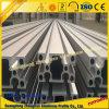 Cadena de producción perfil de aluminio con ensamblar fácil de alta resistencia