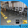 Bewegliches Uvss imprägniern unter Fahrzeug-Überwachungssystem für Flughafen-Kanal