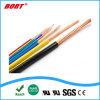 PE isolados com núcleo único 26AWG Código de cores de fios e cabos eléctricos