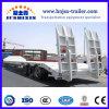3 Bett-LKW halb Trailerfor Maschinerie-Transportieren der Wellen-60ton niedriges