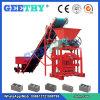 Máquina de bloco de concreto Qtj4-35 Máquina de bloco de cimento concreto Oco