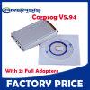 完全なCarprog V5.94診断インターフェイスCarprog 5.94のエアバッグのリセットのツール