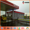 Ideabond Gas Station Feve Coating Fireproof Aluminum Composite Panel (AF-370)