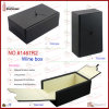 Gift nero Box per Wine Bottle (1467R2)