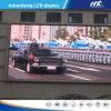 P16屋外広告のLED表示スクリーンの掲示板