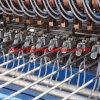 網の溶接機の補強、棒鋼の金網機械