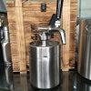 Distributeur froid de café de presse de capsules réutilisables avec 8g aucun cylindre du NÒ D'amorçage