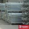 De Europese Standaard Op zwaar werk berekende Steun van het Staal voor Stutsel