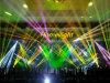 Свет света СИД пятна света 4PCS луча DMX 230W Moving головной для индикации торжества партии