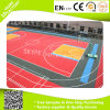 PP Floor Interlock Anti Static Interlocking Floor pour Basketball Court