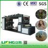 Impresora de Flexo del papel de la hamburguesa Ytb-4600