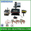 Alta calidad Multifunctional 8 en 1 Heat combinado Press Machine
