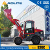 затяжелитель трактора низкой цены фабрики 1ton малый миниый для сбывания
