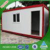 Chambre de conteneur de coût bas de qualité avec le sous-sol en acier
