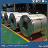 La couleur a enduit le prix concurrentiel en aluminium de bobine