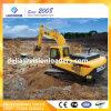 Excavador hidráulico de la correa eslabonada LG6210e del excavador LG6210e de Sdlg para la venta