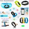 Amincir le bracelet intelligent intelligent de Bluetooth de modèle avec la fréquence cardiaque (les m2)