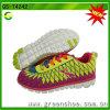 De nieuwe Model Lopende Schoenen van de Sport van Kinderen Flyknit in Lage Prijs